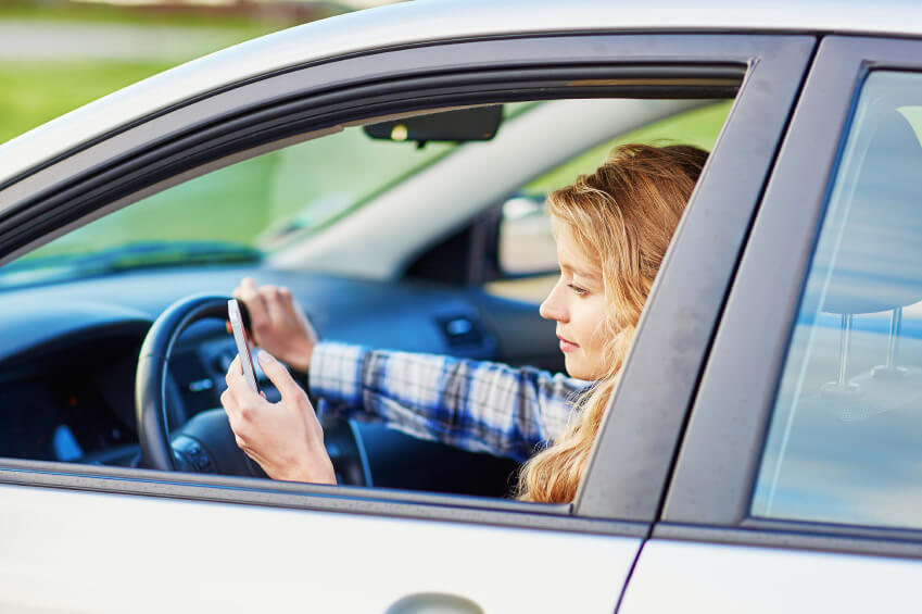 Taking Selfies While Driving Could Have Serious Consequences